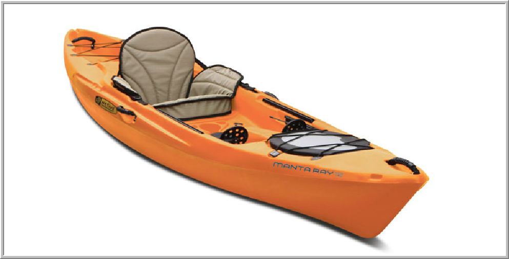 Fishing Kayaks available in 11&14ft sizes for flats fishing in the Turks and Caicos