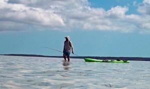 Kayak Bonefishing